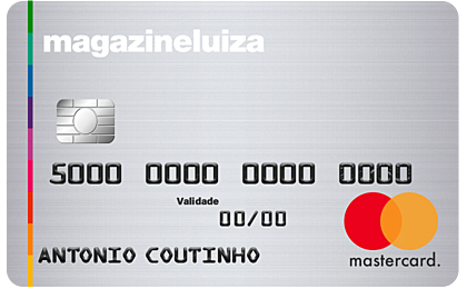 Magazine Luiza Itaucard Mastercard