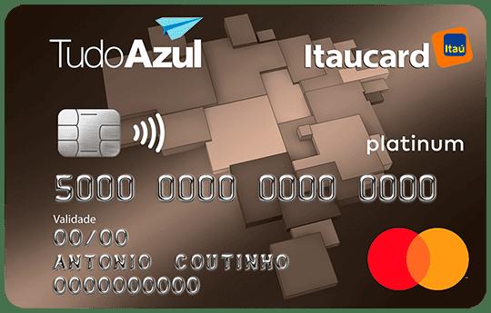 TudoAzul Mastercard Platinum