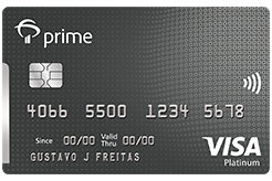 Bradesco Prime Visa Platinum
