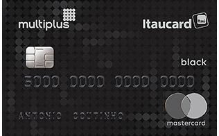 Multiplus Itaucard Mastercard Black